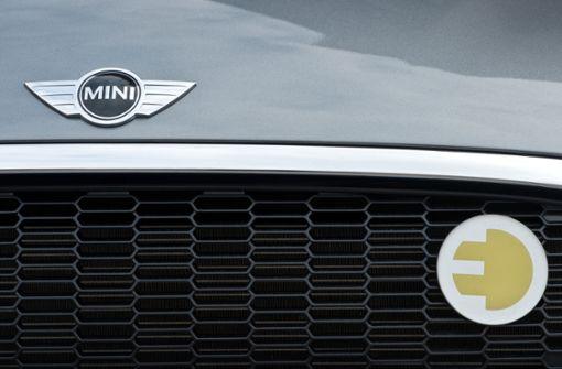 BMW baut Elektro-Mini in China