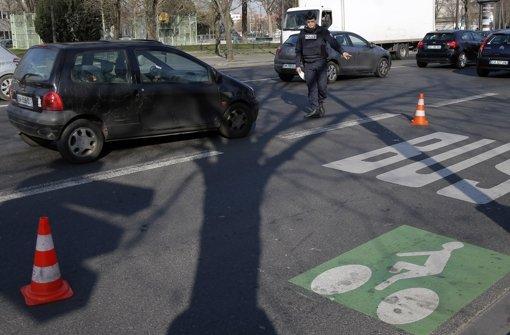 Fahrverbot: Ohne Smog durch Paris