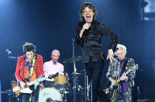 Mr. Jagger, bitten singen Sie diese Lieder!