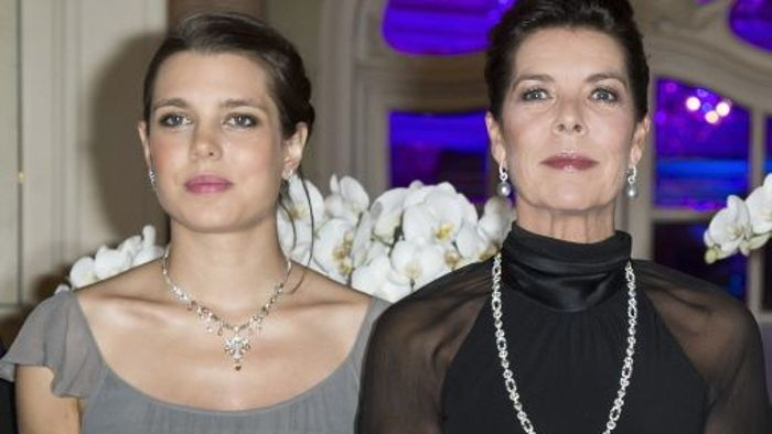 Charlotte Casiraghi ist Mutter