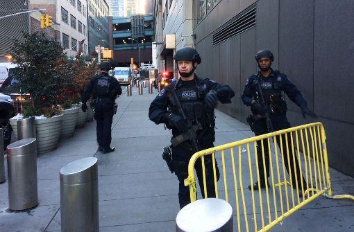Vier Verletzte bei versuchtem Terroranschlag