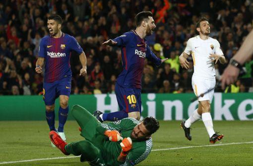 Barcelona und Liverpool feiern Heimsiege