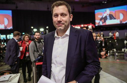 """""""Wir Sozialdemokraten wollen immer mehr"""""""