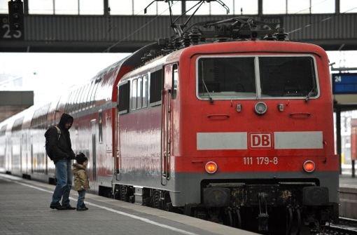 Regionalzüge mit Klima-Problemen