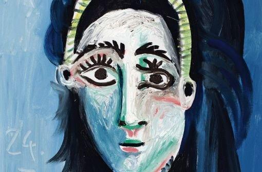 Picasso-Bild für 8,1 Mio Pfund verkauft