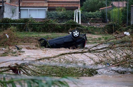 Mindestens 13 Menschen bei Überschwemmungen getötet