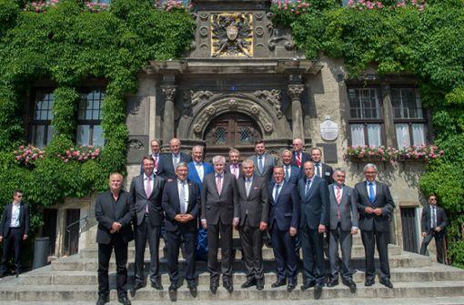 Große Männer-Koalition