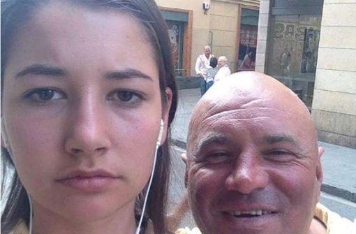 Frau wehrt sich mit Selfies gegen Belästigung