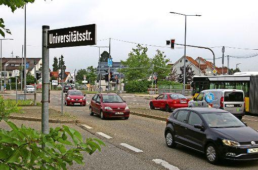 Politiker fordern Halteverbot an der Universitätsstraße