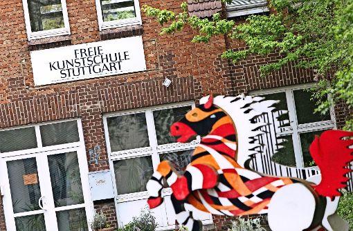 Die Freie Kunstschule feiert an diesem Dienstag ihr 90-jähriges Bestehen. Foto: Lichtgut/Verena Ecker