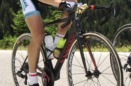 Diebe nehmen Profi-Rennrad mit