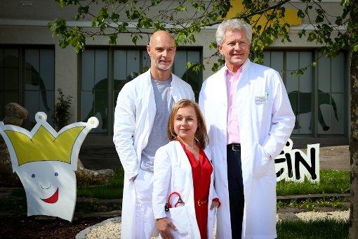 Dr. Klein auf Visite in Stuttgart