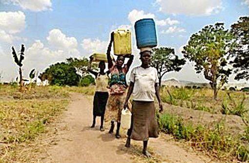 Benefizkonzert für Wasserbehälter