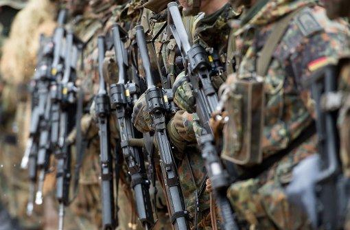 Heckler & Koch will Waffenexporte gerichtlich erzwingen