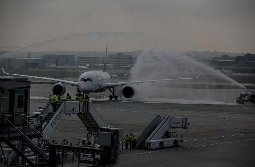 Bahn stellt Pläne für Flughafen vor