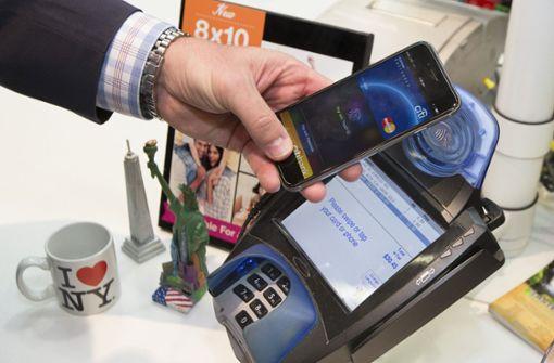 Smartphone-Bezahldienst in Deutschland gestartet