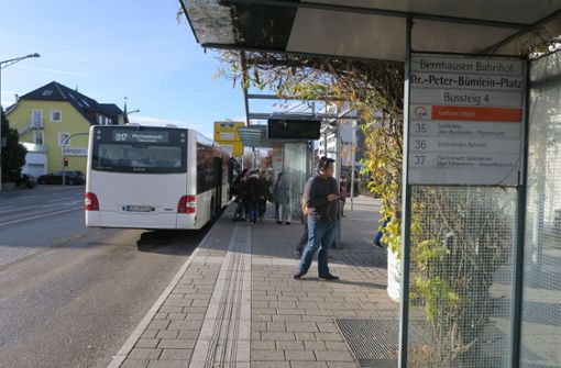 Seit Anfang Dezember fahren die Busse auf der Filderebene anders als bisher. Foto: Malte Klein