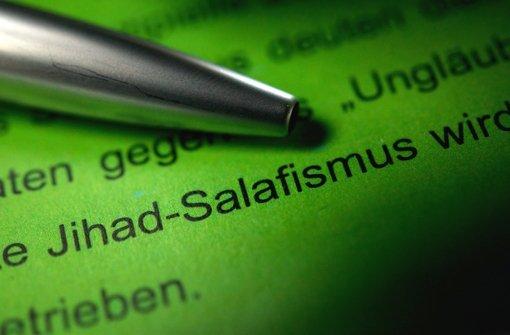 Allgäuer Salafist wird abgeschoben