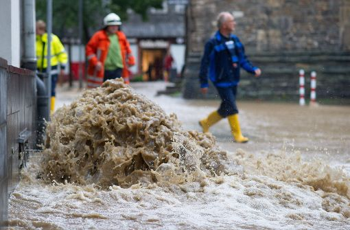 Landkreis Goslar ruft Katastrophenalarm aus