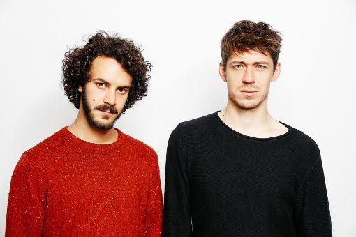 Stuttgarter Techno-DJs an den Decks