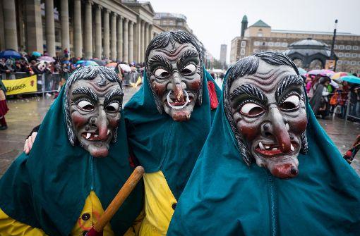 An diesen Orten feiern die Narren in Stuttgart
