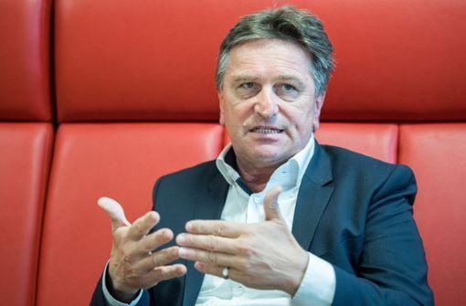 Manne Lucha kritisiert Horst Seehofer