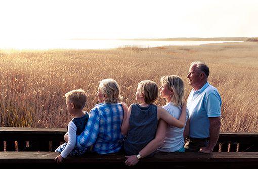 Usedom- Kaiserliches Sonnenbaden für die ganze Familie