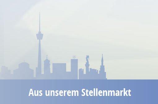 Unsere Jobs für Stuttgart und Region
