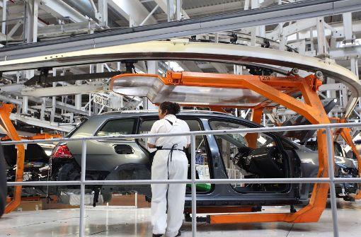 Trump versetzt Mexikos Autobranche einen ersten Schlag