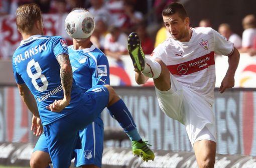 Hoffenheim und der VfB –  für viele Profis kein Problem