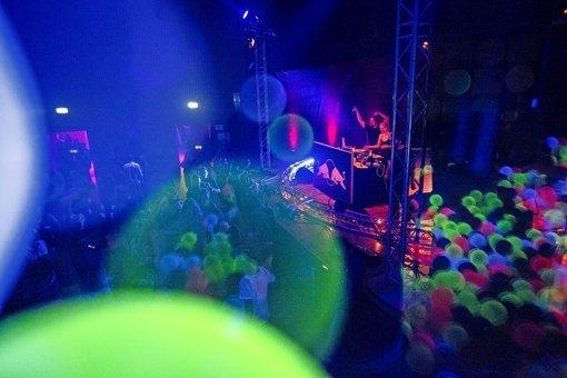 Konzerte ja, aber bitte keine Partys
