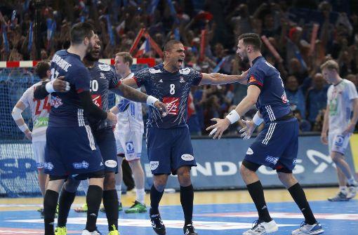Frankreich zum sechsten Mal Handball-Weltmeister