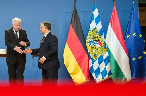 Orban bezieht beinhart Position gegen Merkel