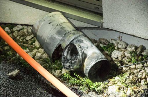 Der Schaden wird auf 15.000 Euro geschätzt. Foto: 7aktuell.de/ Gruber