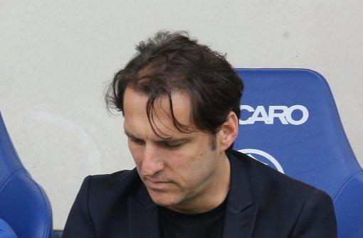 Die Stuttgarter Kickers um Sportdirektor Michael Zeyer kaufen weiter ein. Foto: Pressefoto Baumann