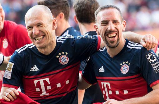 Medien: FC Bayern verlängert Verträge mit Starduo
