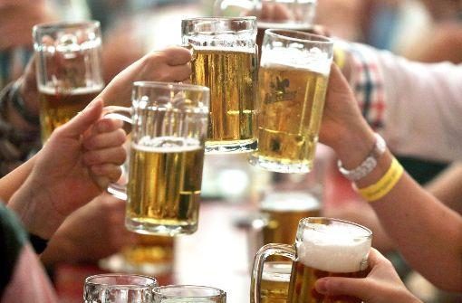 Alkohol soll bei Fremdsprachen helfen