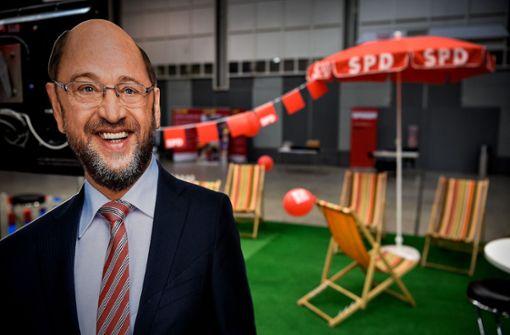 Der Schluss kommt  für  Schulz doch schneller als befürchtet