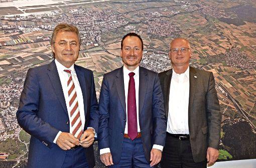 Vereint für die S-Bahn ins Neckartal