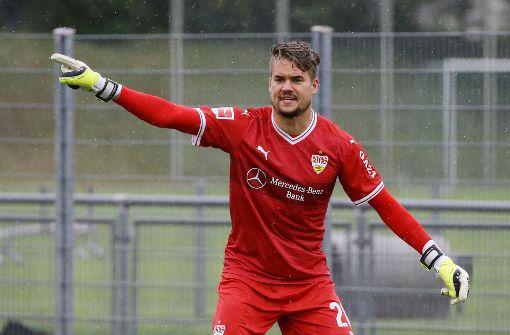 Sein Ersatzmann ist Alexander Meyer. Foto: Pressefoto Baumann