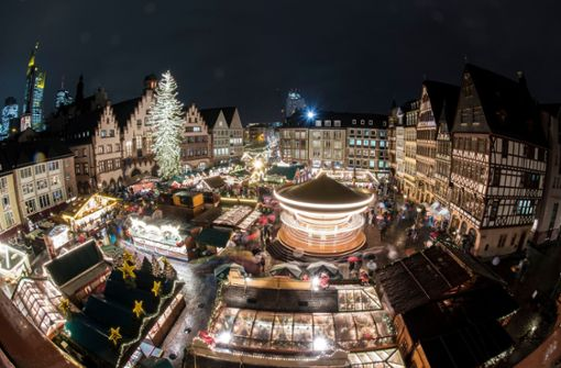 Polizei räumt Weihnachtsmarkt wegen einem Geschenk