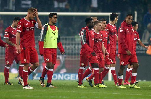 VfB Stuttgart knickt nach der Pause ein