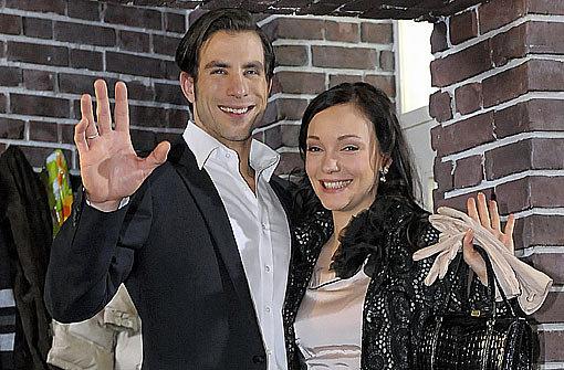 Luise und Gregor steigen aus