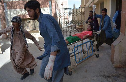 Bombe in christlicher Kirche tötet meherer Menschen