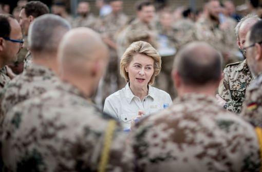 Endlich wechselt Bundeswehr ihre Strategie