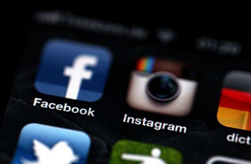 Nutzer beklagen Ausfälle bei Facebook und Instagram