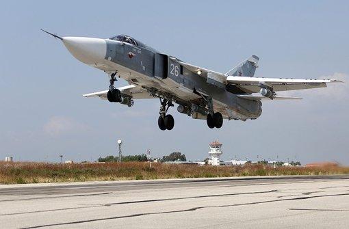 USA werfen Russland Kriegsverbrechen vor
