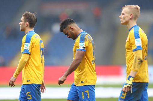 Braunschweig patzt – Chance für den VfB