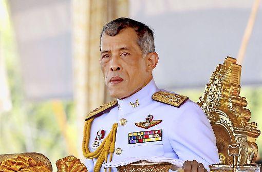 Thailands künftiger König Vajiralongkorn verbringt viel Zeit in seiner Villa in Bayern. Foto: dpa