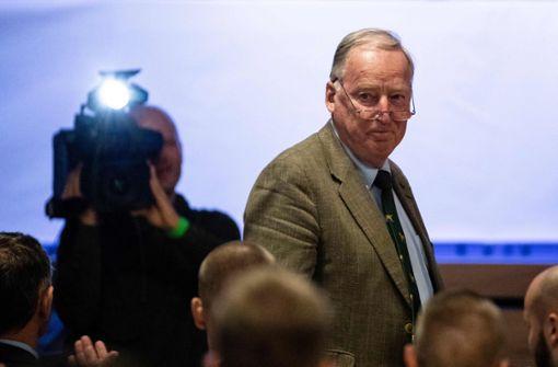 """Gauland bezeichnet NS-Zeit als """"Vogelschiss in der Geschichte"""""""